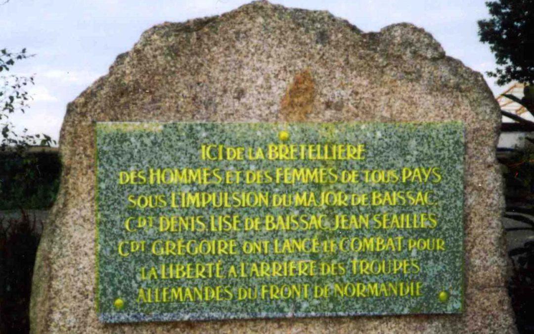 Claude de BAISSAC