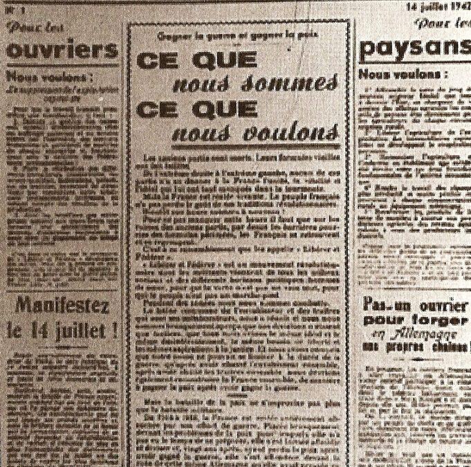 Adolphe  COLL et Silvio TRENTIN………la résistance toulousaine